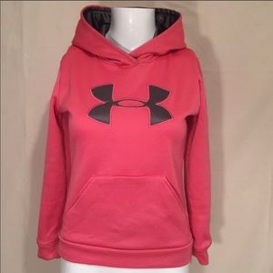 Under Armour Hoodie Youth Small
